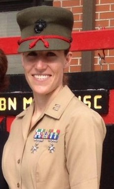 CAPT MAGGIE JONES, USMC:  Gender Integration in Marine Corps Recruit Training