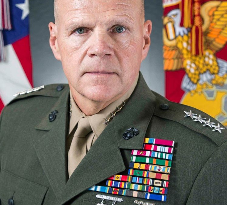 "COMMANDANT OF THE MARINE CORPS:  Gen Neller talks ""keep your honor clean,"" gender & aviation readiness (Part 2 of 2)"
