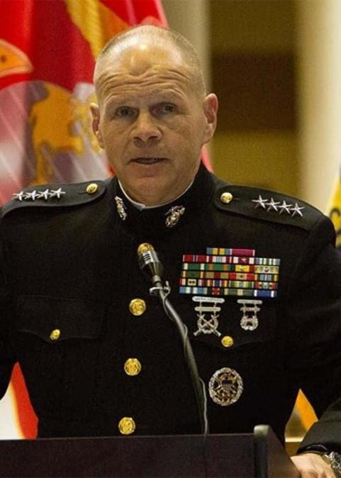 ALL MARINE RADIO'S FIRST INTERVIEW: General Robert Neller