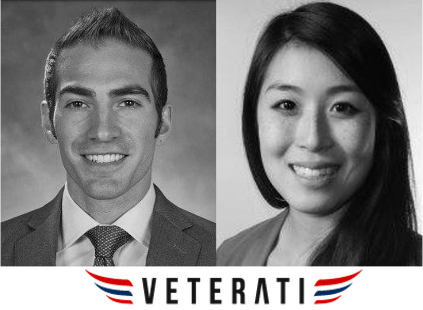 VETERATI:  Diana Tsai and Danial Rau talk how VETERATI mentors support transitioning veterans & spouses
