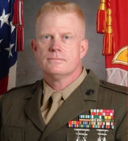 "COL DUFFY WHITE, USMC (RET):  leading 1st LAR Battalion during ""the March Up"" & RCT-3 in Afghanistan"