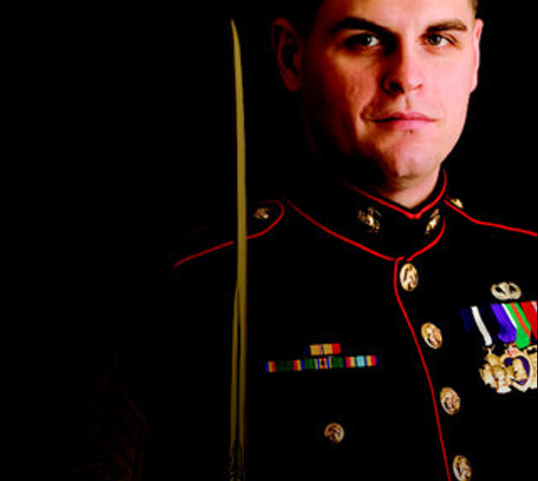 SGT JEREMIAH WORKMAN, USMC (ret):  valor, guilt, failure, post-traumatic stress and surviving (Part 2 of 2)