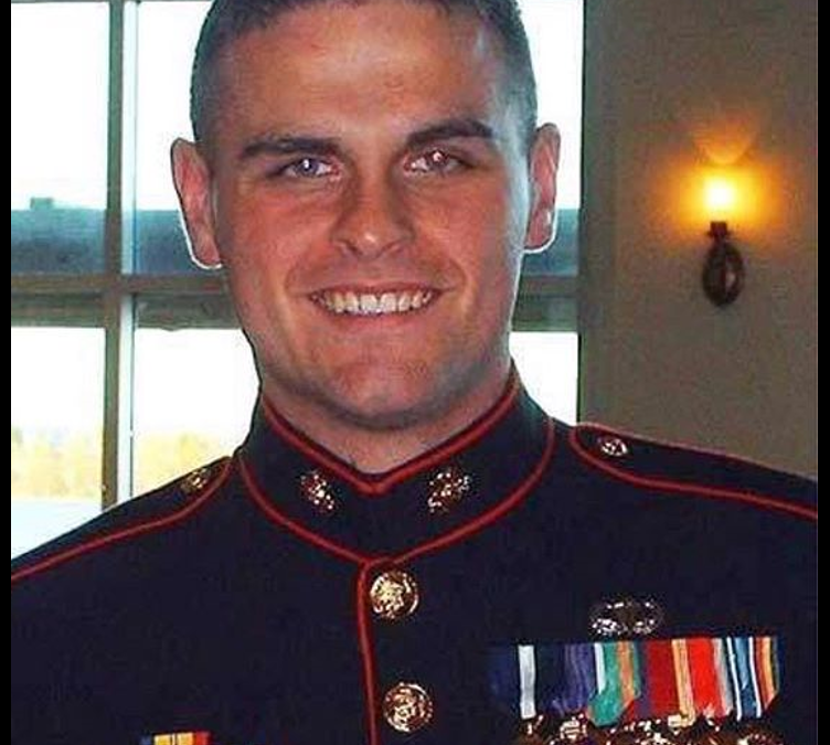 SGT JEREMIAH WORKMAN, USMC (RET):  valor, guilt, failure, post-traumatic stress and surviving (Part 1 of 2)