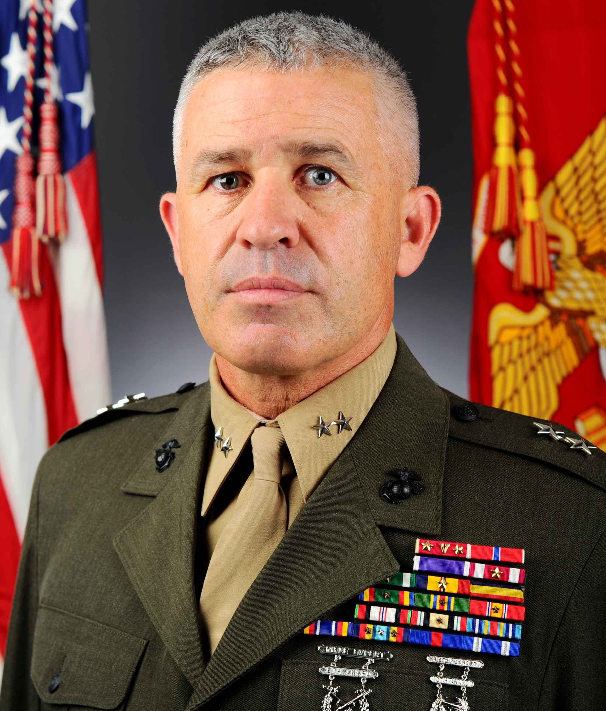 MAJGEN PAUL KENNEDY, USMC:  leadership, discipline, recruiting & recruit training
