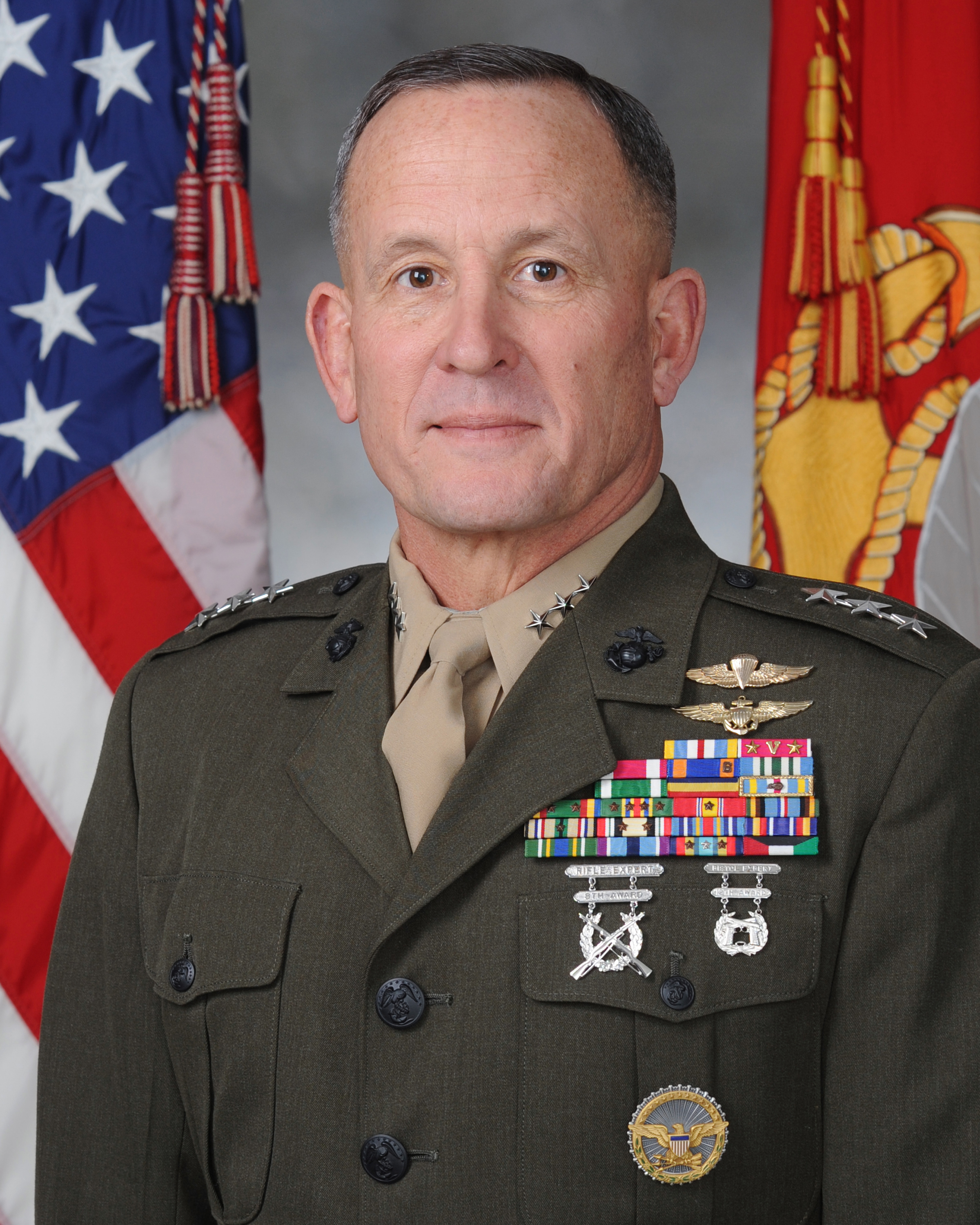 LTGEN BOOMER MILSTEAD, USMC (RET):  from Cobra pilot to the head of Manpower & Reserve Affairs