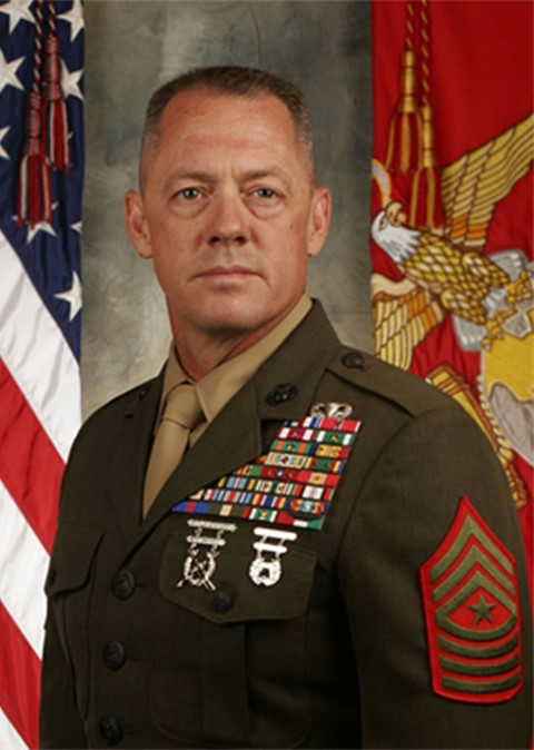 SGTMAJ BRYAN ZICKEFOOSE, USMC:  leadership & discipline in combat (Part 2 of 2)