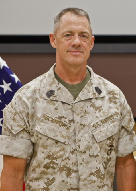 SGTMAJ BRYAN ZICKEFOOSE, USMC (RET):  Leadership & Discipline in Combat (Part 1)