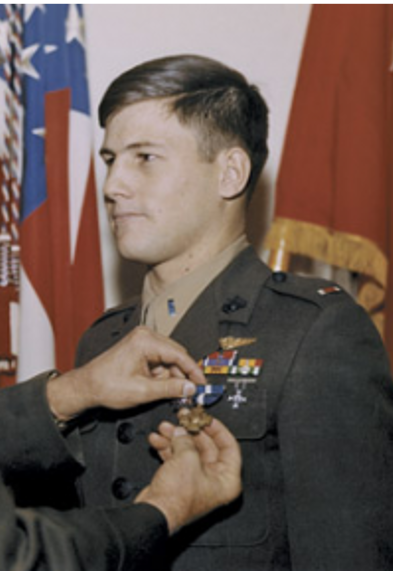 1STLT KARL MARLANTES, USMC:  the challenges of leading in Vietnam