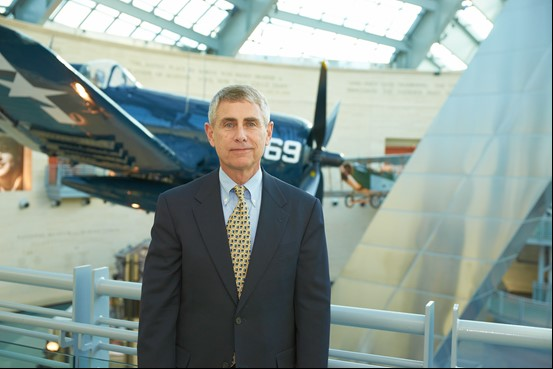 LTGEN RUSTY BLACKMAN, USMC (RET):  leadership & what's new at the National Museum of the Marine Corps