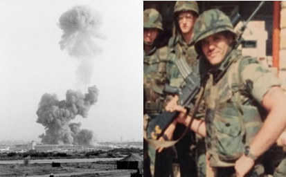 LCPL MATT GOSPODINOVICH, USMC:  34 years after the Bombing in Beirut he takes us through that day