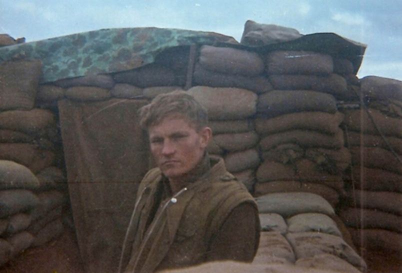 TRAUMA & ALCOHOL: Khe Sanh veteran Ken Rodgers