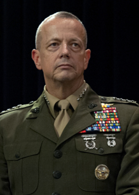 "GEN JOHN ALLEN, USMC (RET):  Afghanistan, the Islamic State & the need for an American ""Grand Strategy"""