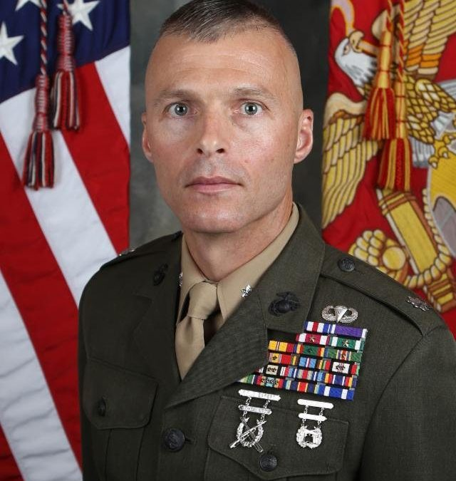 BATTLEFIELD STUDY — URBAN COMBAT IN RAMADI 2004: LtCol Chris Bronzi, USMC