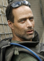 Sebastian Junger talks about his book Tribes