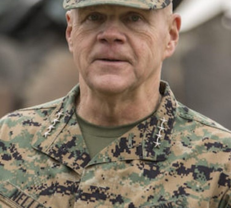 COMMANDANT OF THE MARINE CORPS:  Gen Neller talks what he focuses on, helo dunkers & social media (Part 1 of 2)