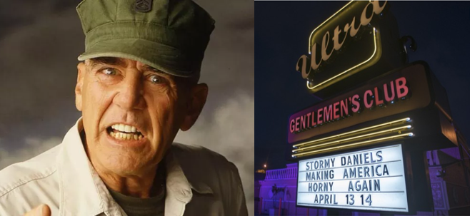 "MIKE & MIKE:  GySgt R Lee Ermey passes, Gunner is a ""rock star"" & stripper dating advice!"