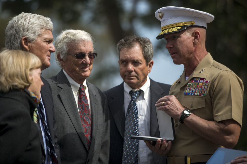 NEWS HEADLINES:  smarter advising & the 1st Marine Division awards a Silver Star 51 years later