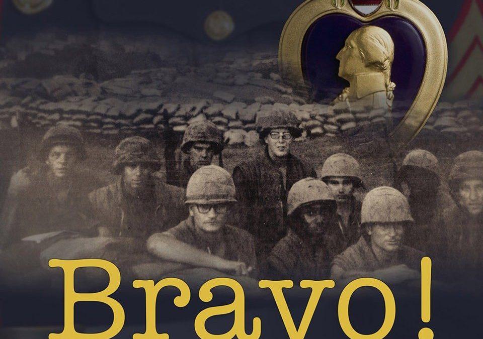 "CALL TO ACTION:  ""Bravo!  Uncommon Men, Common Valor"""