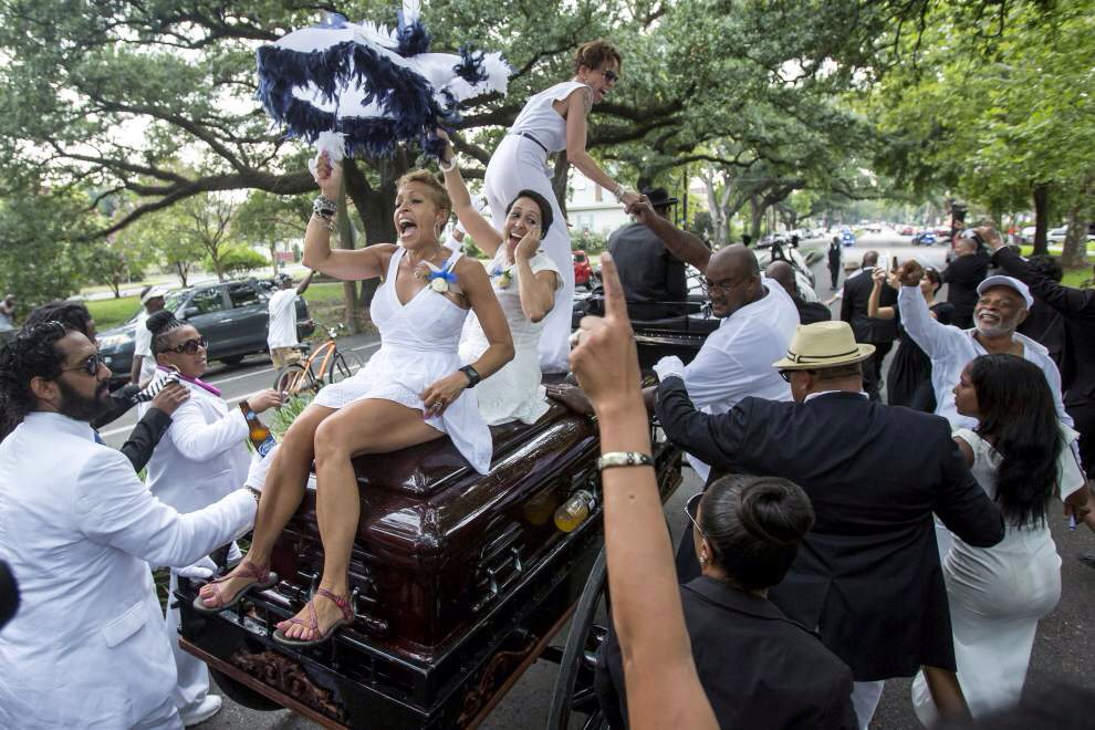 FROM THE AMR HEAD CHEF: putting the FUN into FUNerals