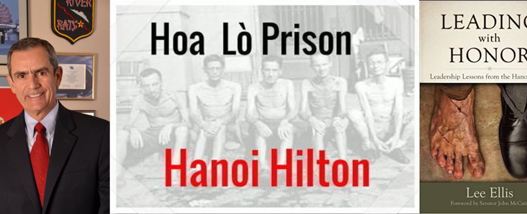EXPLORING THE LOW PTSD RATE AMONG HANOI HILTON POWs:  Col Lee Ellis, USAF (ret) on CSPAN