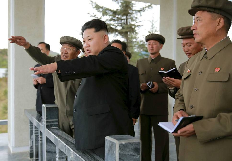 NEWS HEADLINES:  North Korea replaces its three top general officers