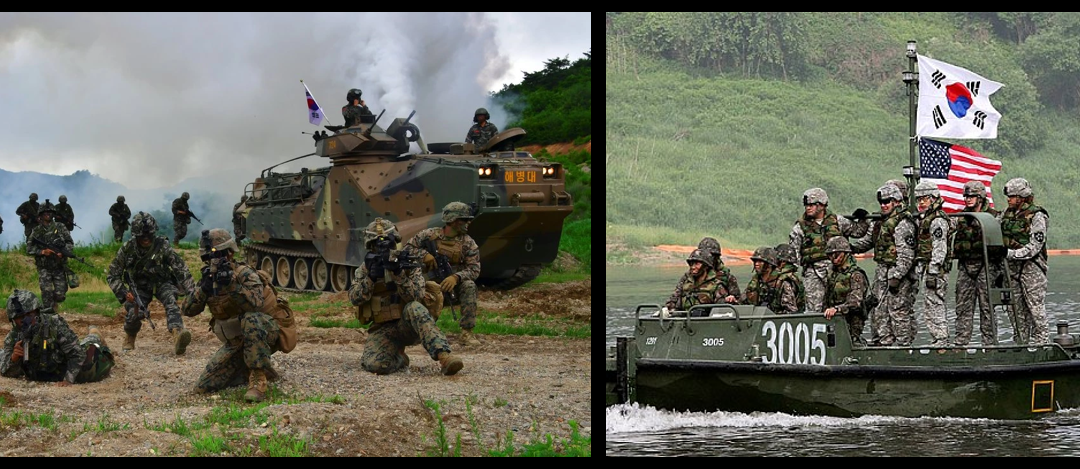 """MIKE & MIKE:  is """"suspending military exercises"""" in South Korea a big deal?"""