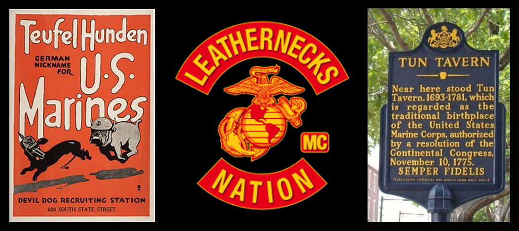 MIKE & MIKE:  some of our Marine Corps myths and why we love them so much