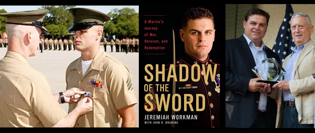 MARINES THAT INSPIRE ME:  SSgt Jeremiah Workman and his devotion to helping Marines