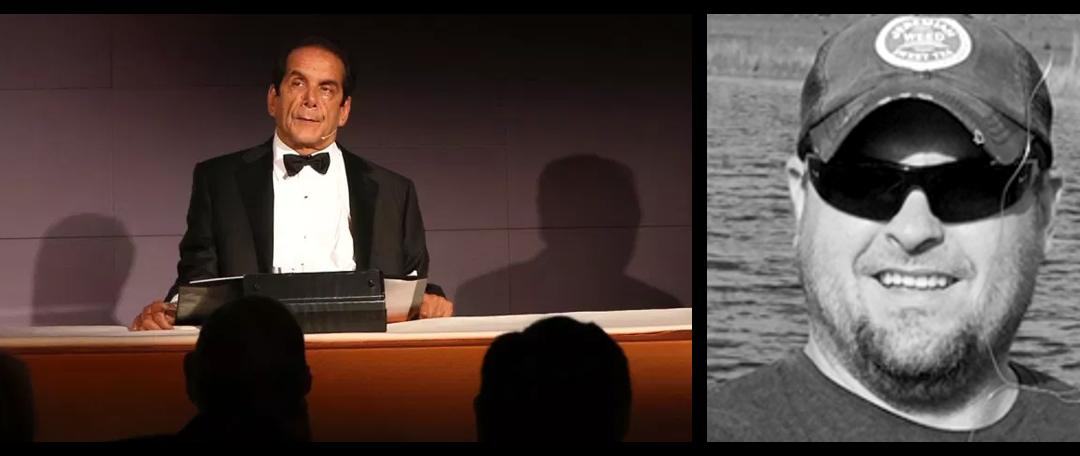 INSPIRATION THURSDAY: Krauthammer on Iraq & SSgt Jeremiah Workman Part 3