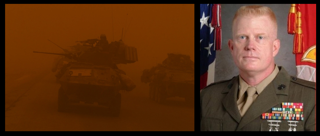 "BATTLEFIELD STUDY: 1st Light Armored Reconnaissance Battalion during ""The March Up"" from Kuwait to Baghdad in 2003 (Part 1) — Col Duffy White, USMC (ret)"