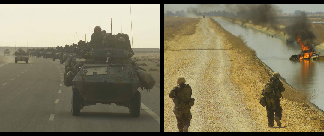 "BATTLEFIELD STUDY: 1st Light Armored Reconnaissance Battalion during ""The March Up"" from Kuwait to Baghdad in 2003 (Part 2) — Col Duffy White, USMC (ret)"