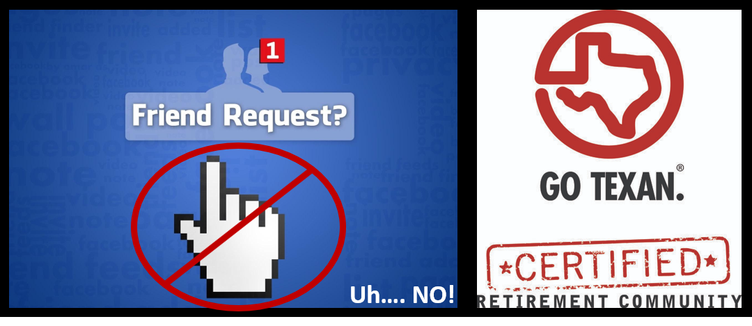 "MIKE & MIKE:  saying ""NO"" to ""Friend Requests"" on Facebook…  &  ""Why did the Gunner retire in Texas?"""