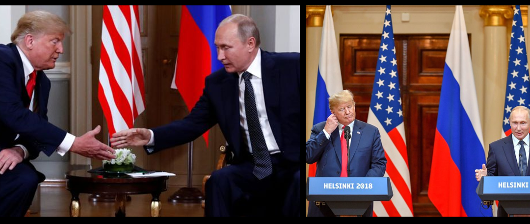 THOUGHTS ON THE TRUMP-PUTIN HELSINKI SUMMIT:  SOFREP's Alex Hollings