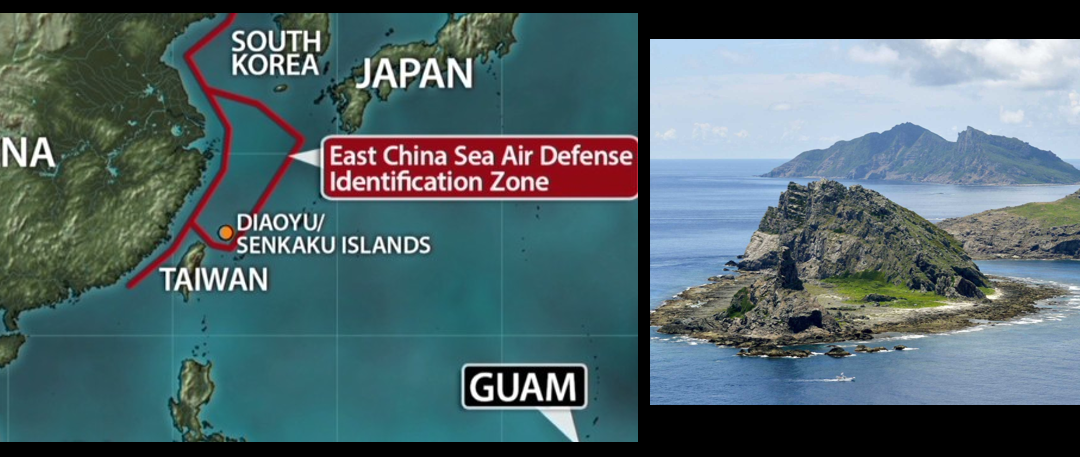 WILL JAPAN & CHINA FIGHT OVER THEIR ISLAND DISPUTE?   Grant Newsham