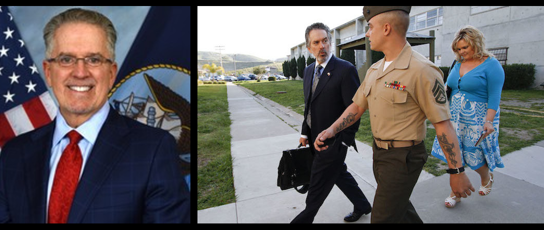 """NEAL PUCKETT:  a career SJA talks about the UCMJ, """"military justice"""" and the possibility of changes in the future"""