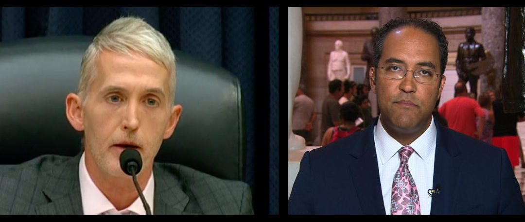 NEWS & COMMENTARY:  House Republicans Trey Gowdy (R-SC) and Will Hurd (R-TX) put the President on blast for his conduct in Helsinki