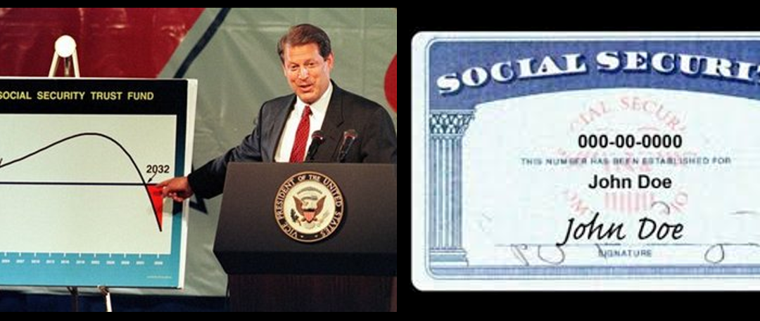 "MIKE & MIKE:  Social Security accounting, the Al Gore's ""Lock Box"" and the actuarial estimates of the future"