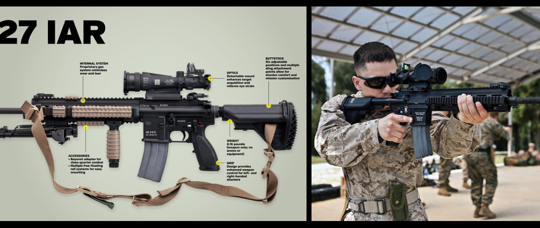 NEWS HEADLINES:  USMC M27 IAR buy to be limited by Congress