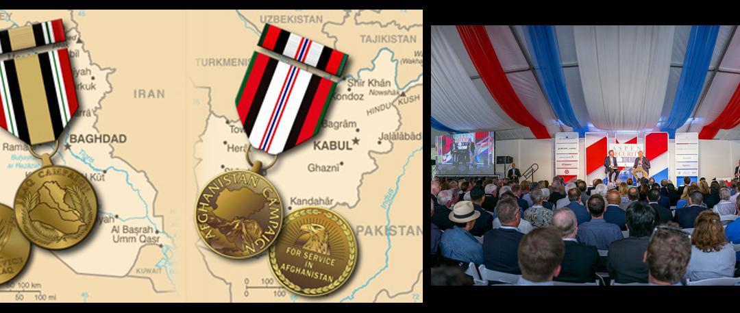 """WINNING"" IN IRAQ & AFGHANISTAN:  Aspen Security Forum panel"