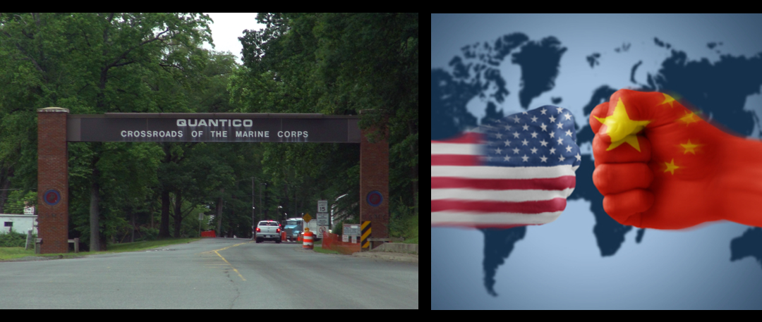 NEWS & COMMENTARY:  LIVE from MCB Quantico VA & is China really all that?