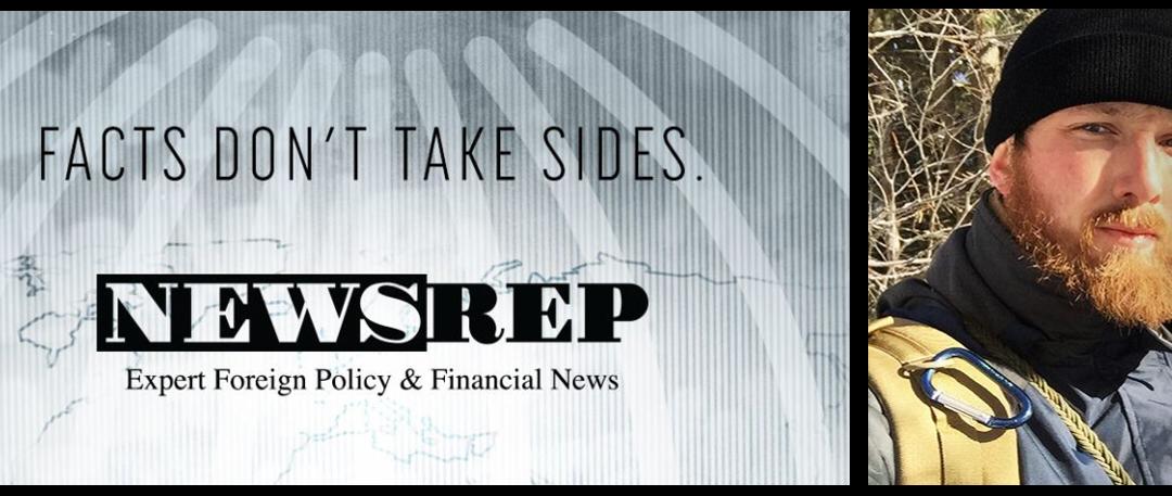 "BREAKING NEWS — ""SOFREP"" IS NOW ""NEWSREP"":  Alex Hollings"