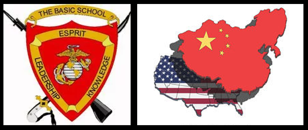 "NEWS HEADLINES:  A trip out to The ""new"" Basic School & China isn't ""all that"""