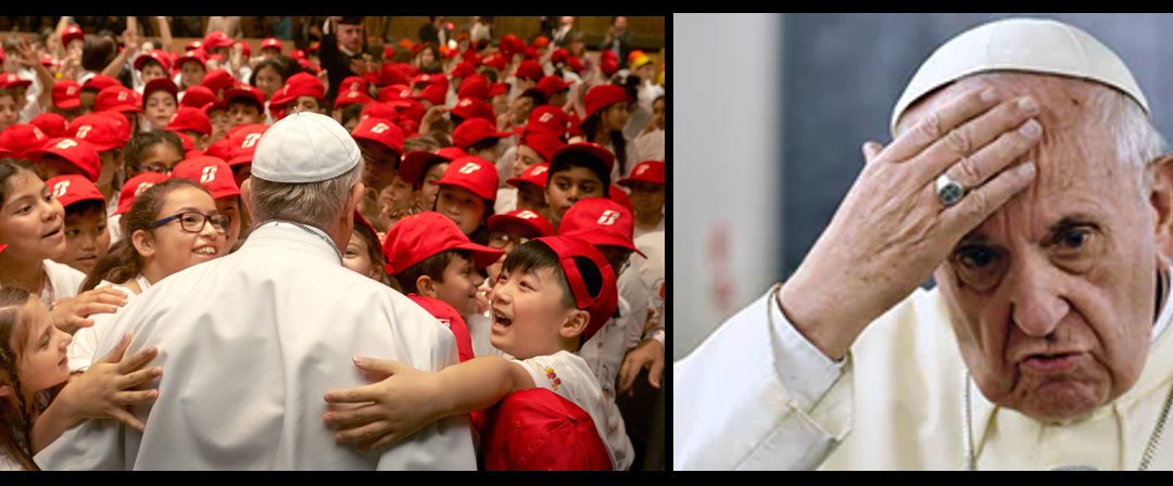 NEWS & COMMENTARY:  leadership advice for Pope Francis — ELIMINATE CELIBACY and raise the quality of leadership in the Roman Catholic Church!