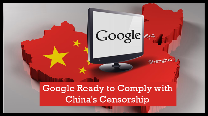 """BEYOND DISGRACEFUL"" — GOOGLE & ARTIFICIAL INTELLIGENCE IN CHINA… TOTALITARIANISM LIKE THE WORLD HAS NEVER SEEN IT:  Grant Newsham"