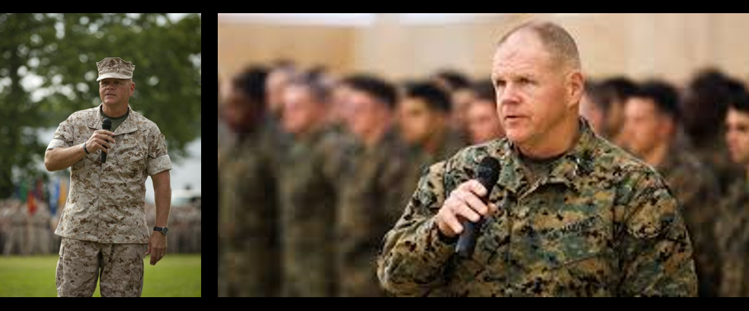 "NEWS & COMMENTARY:  Commandant Neller channeling ALL MARINE RADIO on Afghanistan — ""We're still in Germany & Japan…"""