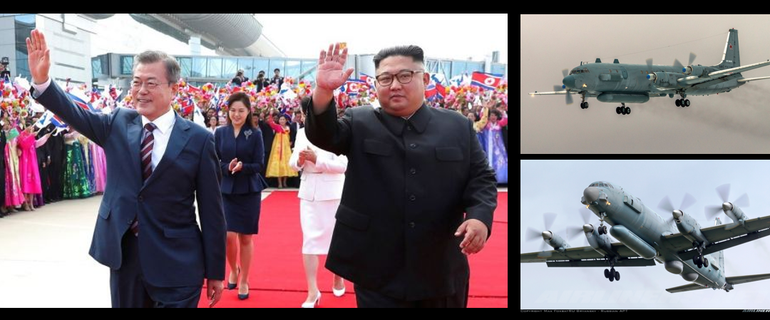 NEWS & COMMENTARY:  the kabuke dance continues with North Korea & how did the Syrians shoot down a Russian IL-20 aircraft?