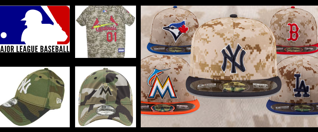 Major League Baseball's Memorial Day & Military Camouflage Merchandise Problems :  Nick Francona