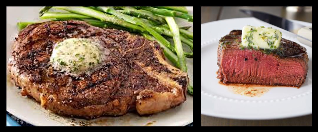 THE CHEF SEZ: Ribeye or Filet Mignon? Favorite comfort food?