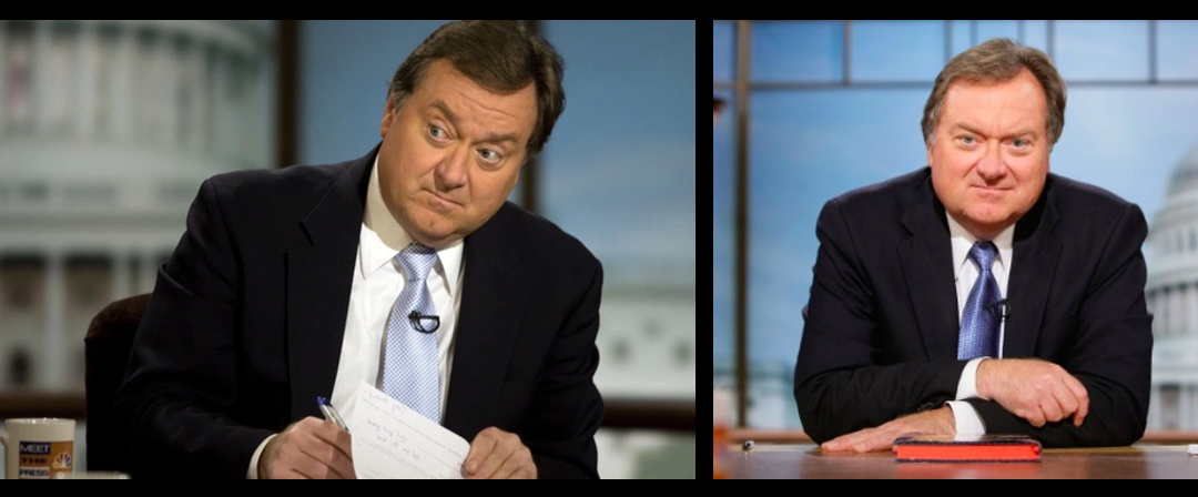 OUR UNCIVIL DISCOURSE:  Where is Tim Russert when we need him?