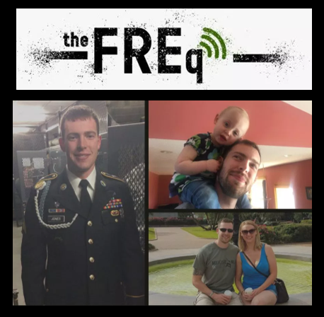 The Veteran media community has a new member — The Freq:  Former US Army Ranger Tyler Jones